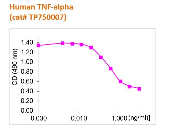 Human TNF Alpha